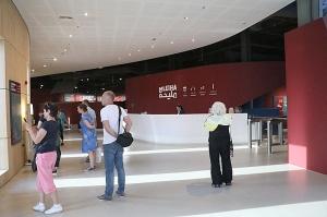 Travelnews.lv apmeklē arheoloģisko centru «Mleiha Archaeological Centre» Malehā. Atbalsta: VisitSharjah.com un Novatours.lv 4