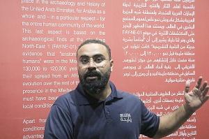Travelnews.lv apmeklē arheoloģisko centru «Mleiha Archaeological Centre» Malehā. Atbalsta: VisitSharjah.com un Novatours.lv 6