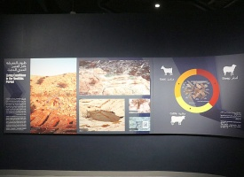 Travelnews.lv apmeklē arheoloģisko centru «Mleiha Archaeological Centre» Malehā. Atbalsta: VisitSharjah.com un Novatours.lv 13