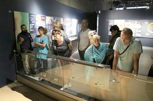 Travelnews.lv apmeklē arheoloģisko centru «Mleiha Archaeological Centre» Malehā. Atbalsta: VisitSharjah.com un Novatours.lv 15
