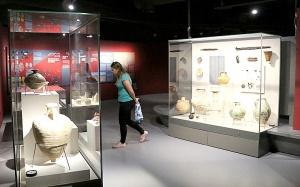 Travelnews.lv apmeklē arheoloģisko centru «Mleiha Archaeological Centre» Malehā. Atbalsta: VisitSharjah.com un Novatours.lv 21