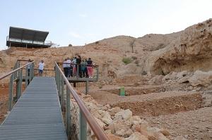 Travelnews.lv apmeklē arheoloģisko centru «Mleiha Archaeological Centre» Malehā. Atbalsta: VisitSharjah.com un Novatours.lv 33