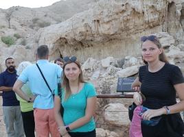 Travelnews.lv apmeklē arheoloģisko centru «Mleiha Archaeological Centre» Malehā. Atbalsta: VisitSharjah.com un Novatours.lv 34