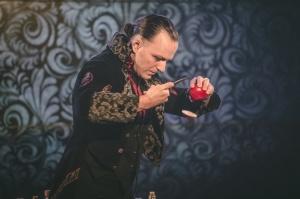 «MagicMania Mystic» ir viens no gaidītākajiem un lielākajiem burvju un ilūziju pasaules notikumiem Baltijas Valstīs 41