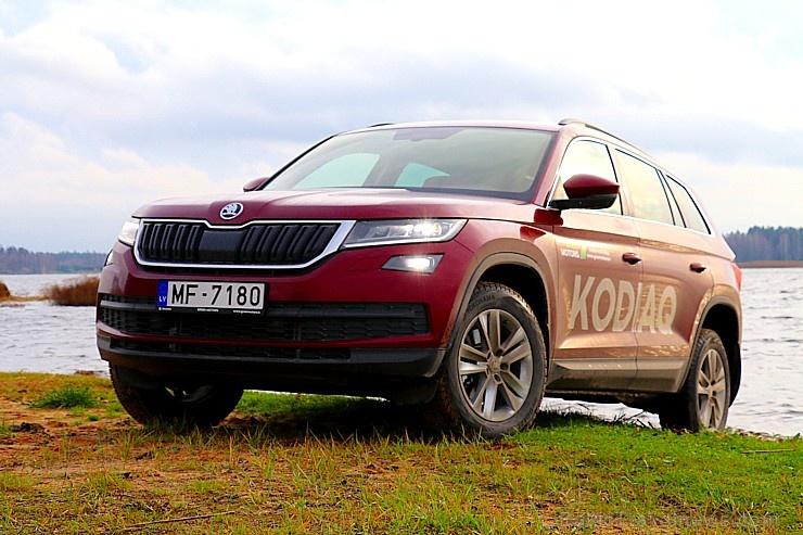 Travelnews.lv apceļo Latviju ar milzīgo «Škoda Kodiaq Ambition 1,5 TSI»