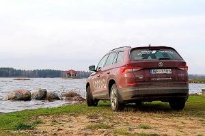 Travelnews.lv apceļo Latviju ar milzīgo «Škoda Kodiaq Ambition 1,5 TSI» 2