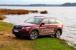 Travelnews.lv apceļo Latviju ar milzīgo «Škoda Kodiaq Ambition 1,5 TSI» 3