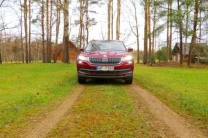 Travelnews.lv apceļo Latviju ar milzīgo «Škoda Kodiaq Ambition 1,5 TSI» 5