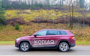 Travelnews.lv apceļo Latviju ar milzīgo «Škoda Kodiaq Ambition 1,5 TSI» 7