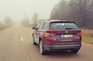 Travelnews.lv apceļo Latviju ar milzīgo «Škoda Kodiaq Ambition 1,5 TSI» 8