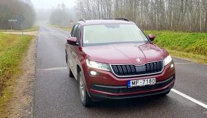 Travelnews.lv apceļo Latviju ar milzīgo «Škoda Kodiaq Ambition 1,5 TSI» 9