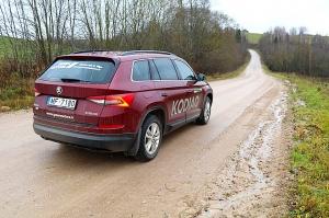Travelnews.lv apceļo Latviju ar milzīgo «Škoda Kodiaq Ambition 1,5 TSI» 11