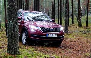 Travelnews.lv apceļo Latviju ar milzīgo «Škoda Kodiaq Ambition 1,5 TSI» 14
