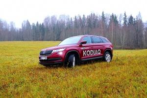 Travelnews.lv apceļo Latviju ar milzīgo «Škoda Kodiaq Ambition 1,5 TSI» 15