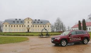 Travelnews.lv apceļo Latviju ar milzīgo «Škoda Kodiaq Ambition 1,5 TSI» 18