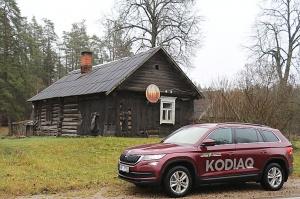 Travelnews.lv apceļo Latviju ar milzīgo «Škoda Kodiaq Ambition 1,5 TSI» 36