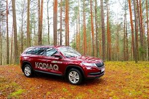 Travelnews.lv apceļo Latviju ar milzīgo «Škoda Kodiaq Ambition 1,5 TSI» 37
