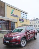 Travelnews.lv apceļo Latviju ar milzīgo «Škoda Kodiaq Ambition 1,5 TSI» 38