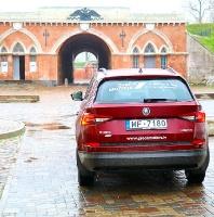 Travelnews.lv apceļo Latviju ar milzīgo «Škoda Kodiaq Ambition 1,5 TSI» 40