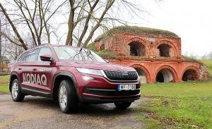 Travelnews.lv apceļo Latviju ar milzīgo «Škoda Kodiaq Ambition 1,5 TSI» 44