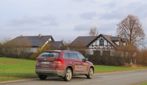 Travelnews.lv apceļo Latviju ar milzīgo «Škoda Kodiaq Ambition 1,5 TSI» 46