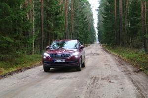 Travelnews.lv apceļo Latviju ar milzīgo «Škoda Kodiaq Ambition 1,5 TSI» 48