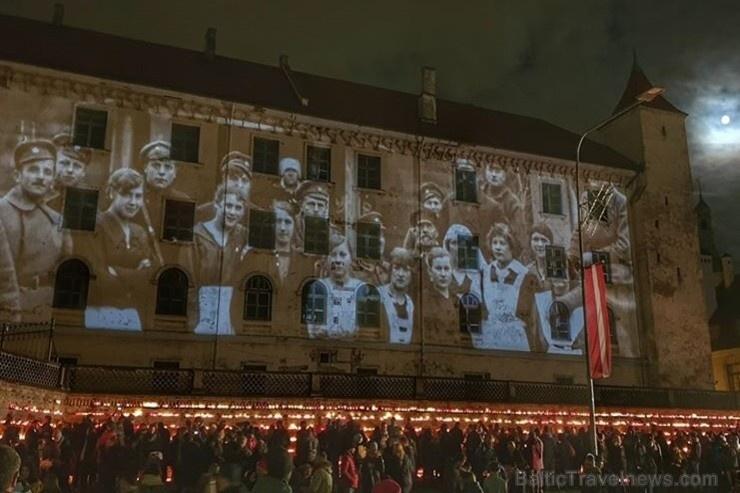 2019. gadā aprit 100 gadi kopš Latvijas Brīvības cīņām un, pieminot tās, Lāčplēša dienu Rīgā atzīmē ar vairākiem pasākumiem
