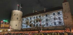 2019. gadā aprit 100 gadi kopš Latvijas Brīvības cīņām un, pieminot tās, Lāčplēša dienu Rīgā atzīmēja ar vairākiem pasākumiem 2