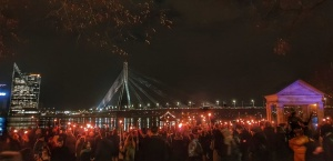 2019. gadā aprit 100 gadi kopš Latvijas Brīvības cīņām un, pieminot tās, Lāčplēša dienu Rīgā atzīmēja ar vairākiem pasākumiem 10