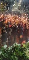 2019. gadā aprit 100 gadi kopš Latvijas Brīvības cīņām un, pieminot tās, Lāčplēša dienu Rīgā atzīmēja ar vairākiem pasākumiem 12