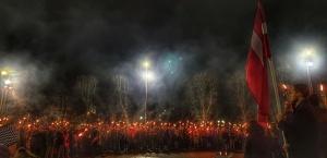 2019. gadā aprit 100 gadi kopš Latvijas Brīvības cīņām un, pieminot tās, Lāčplēša dienu Rīgā atzīmēja ar vairākiem pasākumiem 14