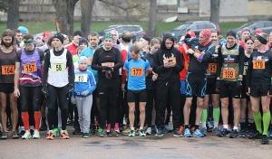 Par godu 18.novembrim notiek tradicionālais skrējiens «Rembates aplis 2019» 3 km un 10 km distancēs 4