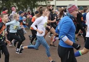 Par godu 18.novembrim notiek tradicionālais skrējiens «Rembates aplis 2019» 3 km un 10 km distancēs 7