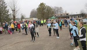 Par godu 18.novembrim notiek tradicionālais skrējiens «Rembates aplis 2019» 3 km un 10 km distancēs 24
