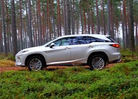 Travelnews.lv Latvijas svētku dzimšanas dienu sagaida ar jauno «Lexus RX450HL» 8