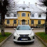 Travelnews.lv Latvijas svētku dzimšanas dienu sagaida ar jauno «Lexus RX450HL» 34