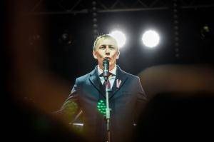 Tūkstošiem liepājnieku un Liepājas viesu atzīmē Latvijas Neatkarības proklamēšanas 101. gadadienu 12