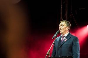 Tūkstošiem liepājnieku un Liepājas viesu atzīmē Latvijas Neatkarības proklamēšanas 101. gadadienu 13