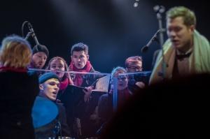 Tūkstošiem liepājnieku un Liepājas viesu atzīmē Latvijas Neatkarības proklamēšanas 101. gadadienu 30