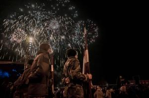 Tūkstošiem liepājnieku un Liepājas viesu atzīmē Latvijas Neatkarības proklamēšanas 101. gadadienu 42