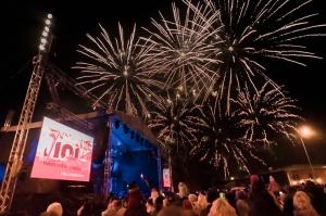 Tūkstošiem liepājnieku un Liepājas viesu atzīmē Latvijas Neatkarības proklamēšanas 101. gadadienu 43