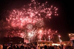 Tūkstošiem liepājnieku un Liepājas viesu atzīmē Latvijas Neatkarības proklamēšanas 101. gadadienu 45