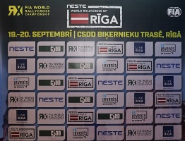 Ar «Live Riga» atbalstu 19.-20.09 2020 Rīgā notiks populārais «Neste World RX of Riga» 7