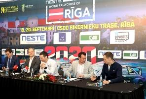 Ar «Live Riga» atbalstu 19.-20.09 2020 Rīgā notiks populārais «Neste World RX of Riga» 8