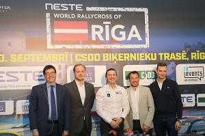 Ar «Live Riga» atbalstu 19.-20.09 2020 Rīgā notiks populārais «Neste World RX of Riga» 10
