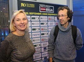 Ar «Live Riga» atbalstu 19.-20.09 2020 Rīgā notiks populārais «Neste World RX of Riga» 22