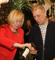 Rīgas 5 zvaigžņu viesnīcā «Pullman Riga Old Town» 27.11.2019 tiekas uz Latvijas augļu un ogu vīnu skati 22