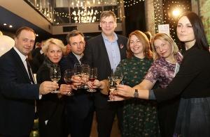 Rīgas 5 zvaigžņu viesnīcā «Pullman Riga Old Town» 27.11.2019 tiekas uz Latvijas augļu un ogu vīnu skati 23