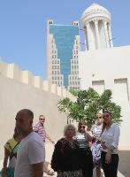 Travelnews.lv apmeklē muzeju «Majlis Al Midfa», kas veltīts Ibrahim bin Mohammed al Midfa. Atbalsta: VisitSharjah.com un Novatours.lv 4