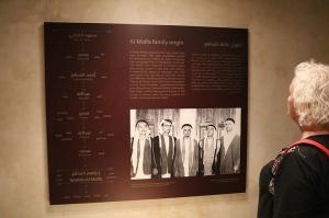 Travelnews.lv apmeklē muzeju «Majlis Al Midfa», kas veltīts Ibrahim bin Mohammed al Midfa. Atbalsta: VisitSharjah.com un Novatours.lv 17